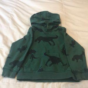 Carter's kids hoodie
